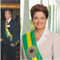 DILMA E CELSO